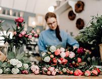 Sedinta Foto - Comercial - Beatrice Personal Florist