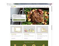 Wildtree Meals Site & App