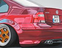 VW Jetta MK4