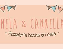 Mella & Canella // Tarjetería