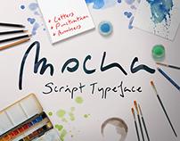 Mocka Scipt Typeface