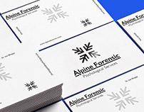 Logo & Branding | Alpine Forensic