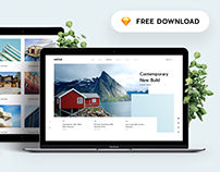 MI Home - Free Sketch App Template