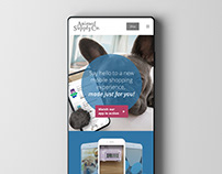 Animal Supply Co. Mobile App Launch
