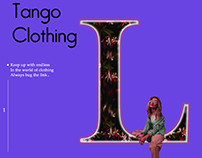 my new design for tango