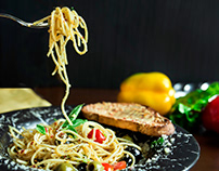 VAN LAVINO food photography
