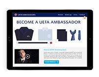 UEFA Ambassador programme
