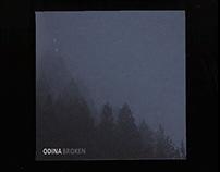 "Cover Design — Odina ""BROKEN"""