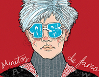 Andy Warhol Retrospective - 2015