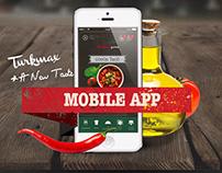 Turkmax Gurme Mobile App