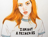 I'm not your princess