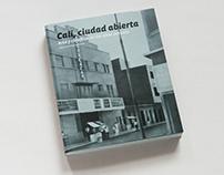 """Libro """"Cali, ciudad abierta"""""""