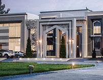 Dabal Palace