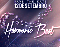 Logo and Fan Page for project Harmonic Beat