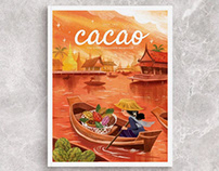 Magazine cover (Cocao)