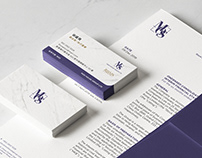 MOS House Group | Visual Identity Design