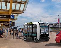 Olli, Self Driving Car by Local Motors & IBM Watson