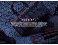 Rugberry - Lookbook.