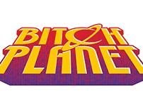 Bitch Planet logo
