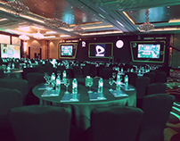 Etisalat Dubai Sales Conference event