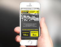 UI/UX Web App Mundo Deportivo