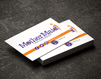 MotherMaidi - Cleaning Company | Logo Design