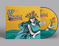 Red Bicycle - Album Design
