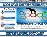 Entrepreneurship Boot Camp