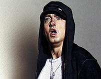Eminem Portrait