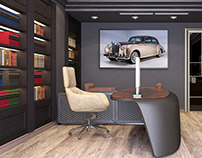 Bentley Cabinet Interior Design