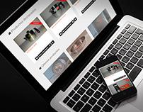 Alfrisa SRL - sitio web metalurgica