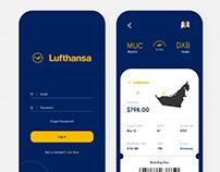 Lufthansa App
