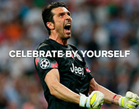 Celebrate by yourself