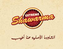 Extreme Shawarma New Branding