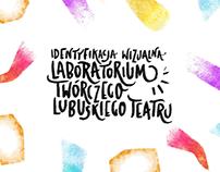 Creative Lab of Lubuski Teather - visual identity