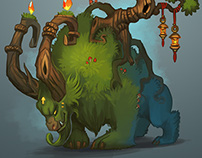 Jeronimus&Co - RPG challenge artworks
