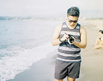 La Union Philippines Film Photography