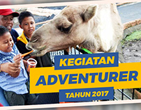 Photo Slideshow | Kegiatan Adventurer Sukorejo di 2017