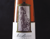 Dessert Wine Label