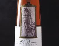 Dessert Wine Label