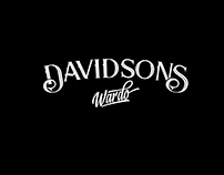 TATTOO BY DAVIDSON LOGO