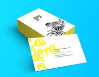 Branding Design - Calderari Galeria