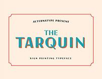 Tarquin Typeface