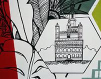 Mural Painting - Poznań