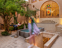 Dalan Jahan Boutique Hotel by Polsheer Architects