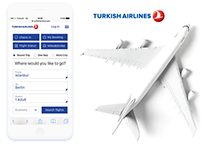 Turkish Airlines Responsive Redesign