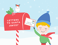 Letters to Santa - Contest