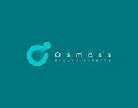 Osmoss Logo, Brand Identity
