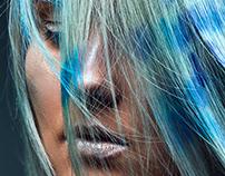 Художественная покраска волос