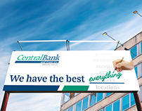 Central Bank & Trust Co. Billboards